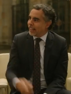 'Juanpis González' y Armando Benedetti