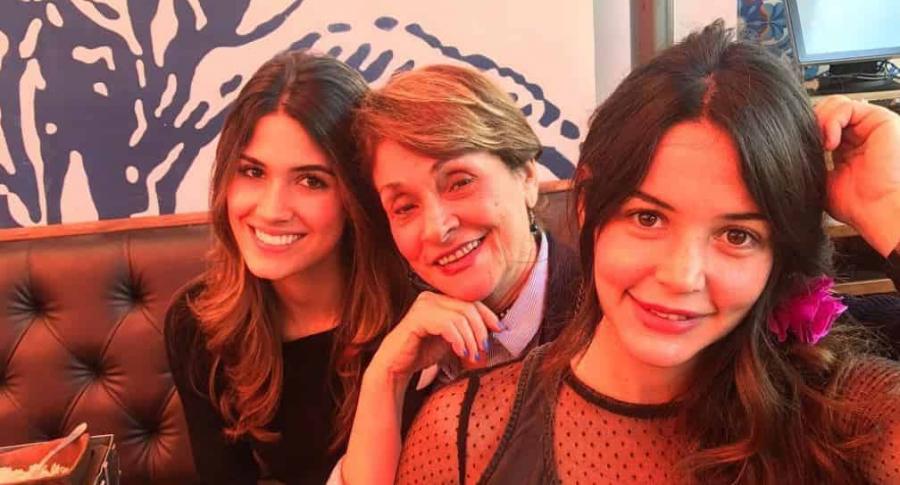 Gabriela Tafur Náder y 'Maleja' Restrepo