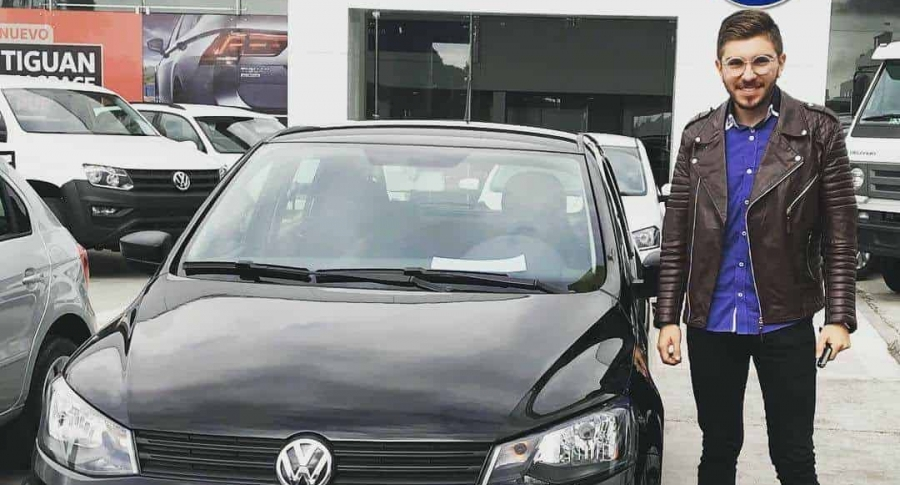 Juan Sebastián Salcedo Balceros, conductor de Uber asesinado