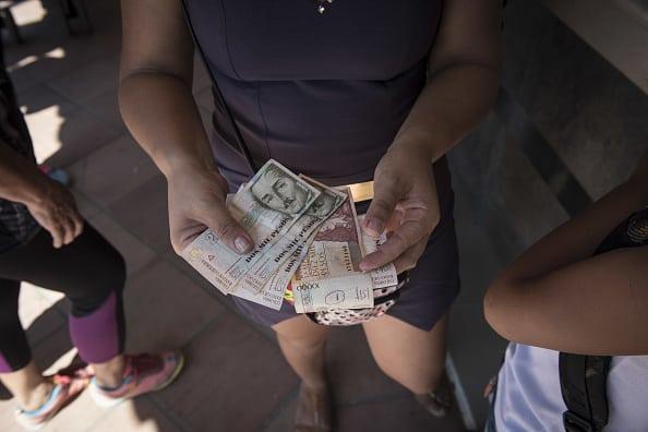 Dinero para el pago de facturas