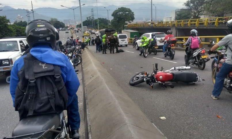 Fleteros muertos en Medellín