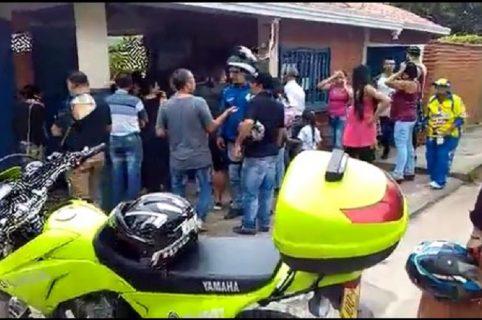 Estudiante asesinado en Santander