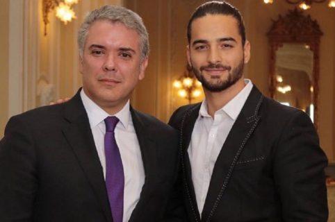 Maluma y Duque