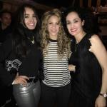 Xilena Aycardi, Shakira y María Isabel Henao