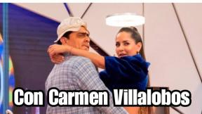 Suso el paspi y Carmen Villalobos