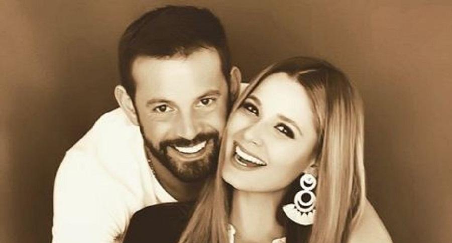 Nicolás Mier y Melissa Martínez