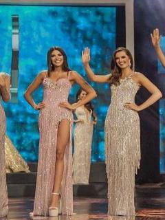 Finalistas del Concurso Nacional de Belleza,