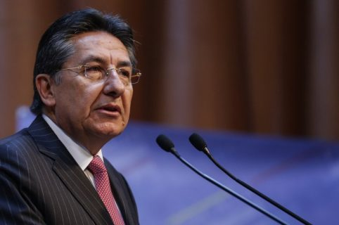 Néstor Humberto Martínez, fiscal de Colombia