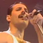 Freddie Mercury / Rami Malek en el papel de Freddie Mercury