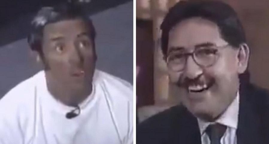Jaime Garzón y Néstor Humberto Martínez