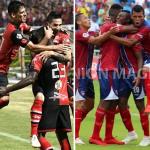 Cúcuta Deportivo y Unión Magdalena