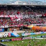 Hinchas del Cúcuta Deportivo