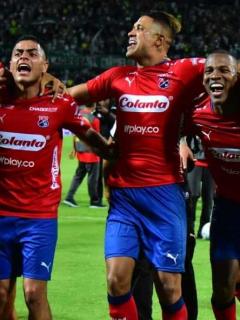 Jugadores del Medellín