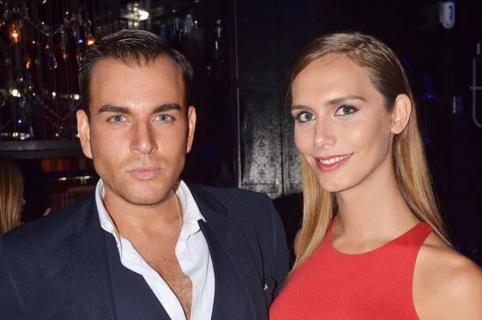Gabriel Rodríguez y Ángela Ponce