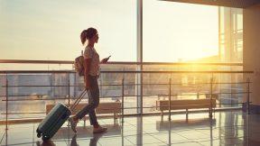 viaje avion turismo
