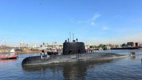 Submarino argentino San Juan