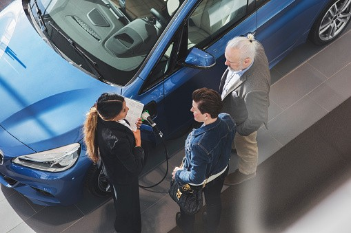 Carros eléctricos con IVA