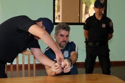 Marcelo Pinheiro, narco brasileño