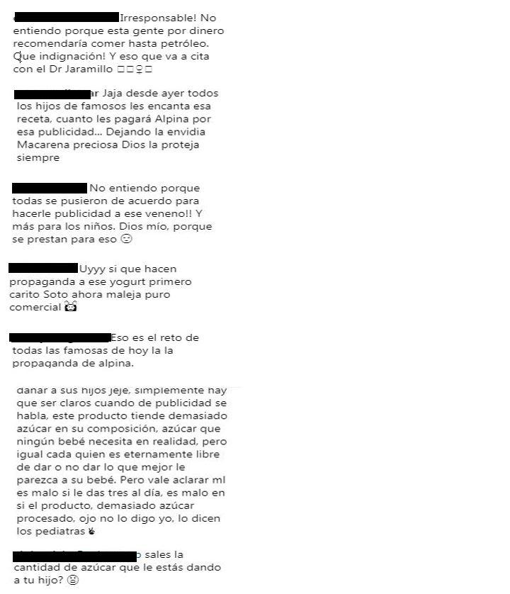 Criticas a 'Maleja' Restrepo