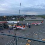 Aviones en el aeropuerto de Cali