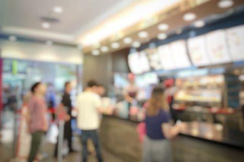 Restaurante de comida rápida
