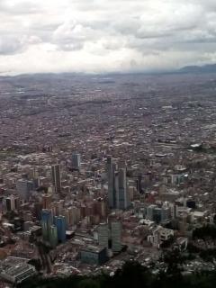 Bogotá panorámica