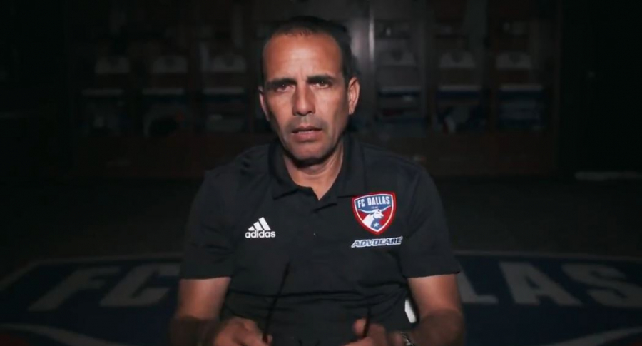 Óscar Pareja se despidió del FC Dallas con un video