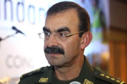 General (r) Rodolfo Palomino