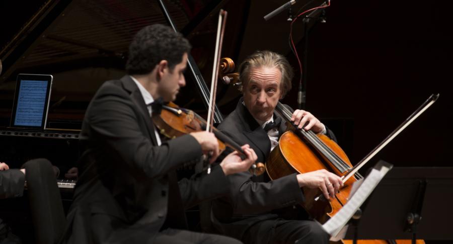 Arnaud Sussmann y David Finckel