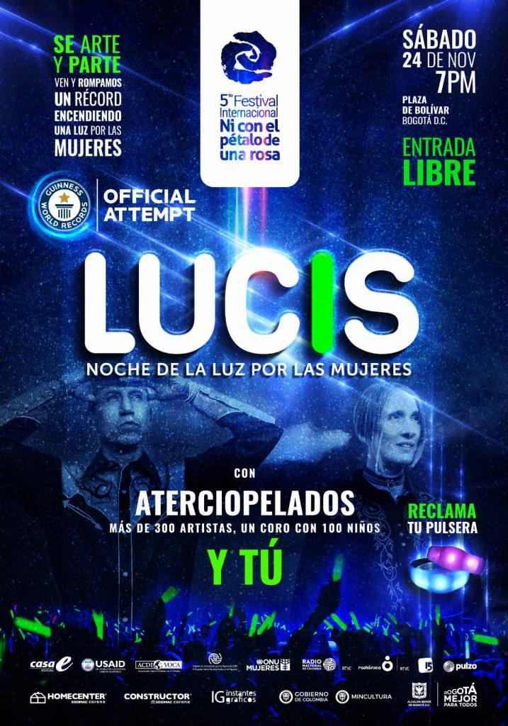 Resultado de imagen para aterciopelados lucis festival