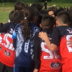 Fútbol infantil Dinhos