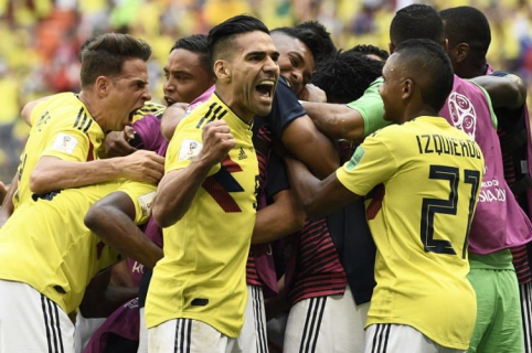 Selección Colombia, Falcao