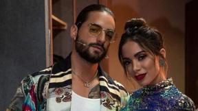 Maluma y Anitta
