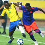 Selección Colombia Sub 20 vs. Brasil