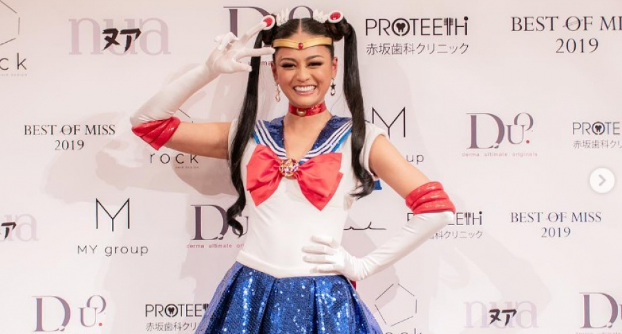 Yuumi Kato, Miss Japón