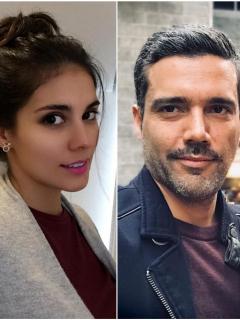 Abelardo de la Espriella, Eileen Moreno y Alejandro García