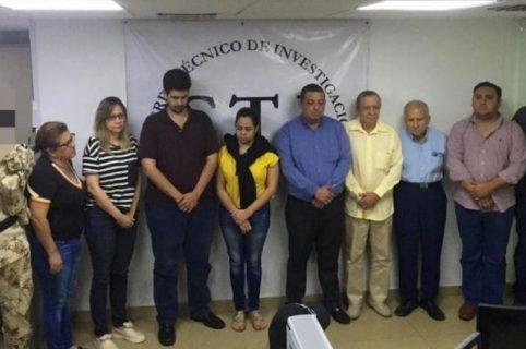 Capturados en Barranquilla