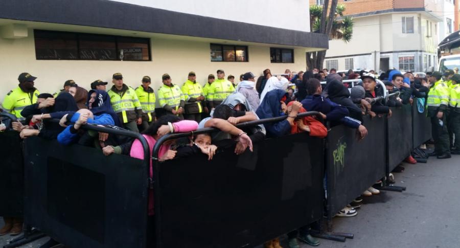 Delincuentes capturados en operación 'Penumbra'