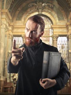 Pastor malvado