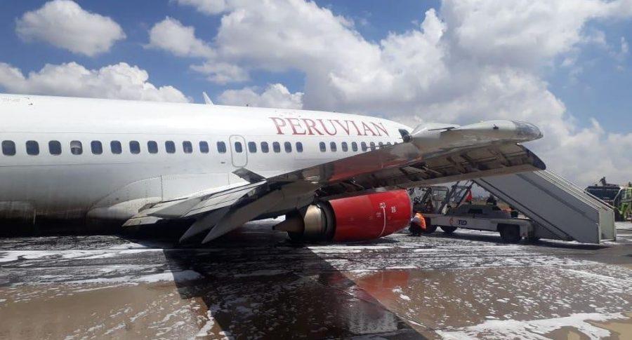Avión Peruvian