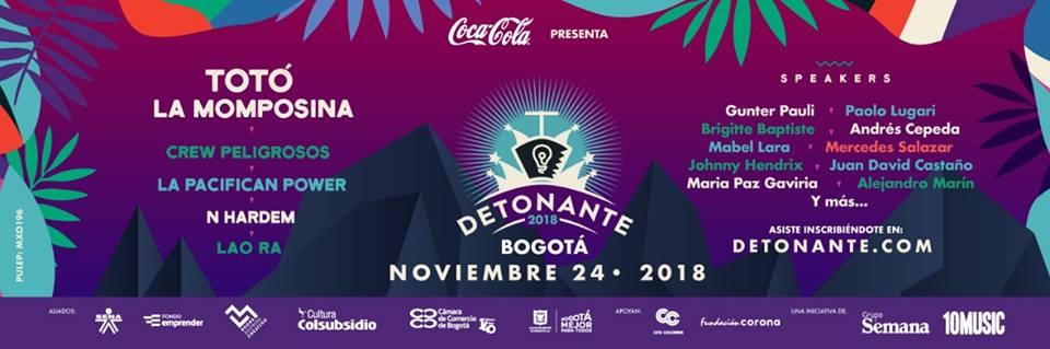 Festival Detonante 2018