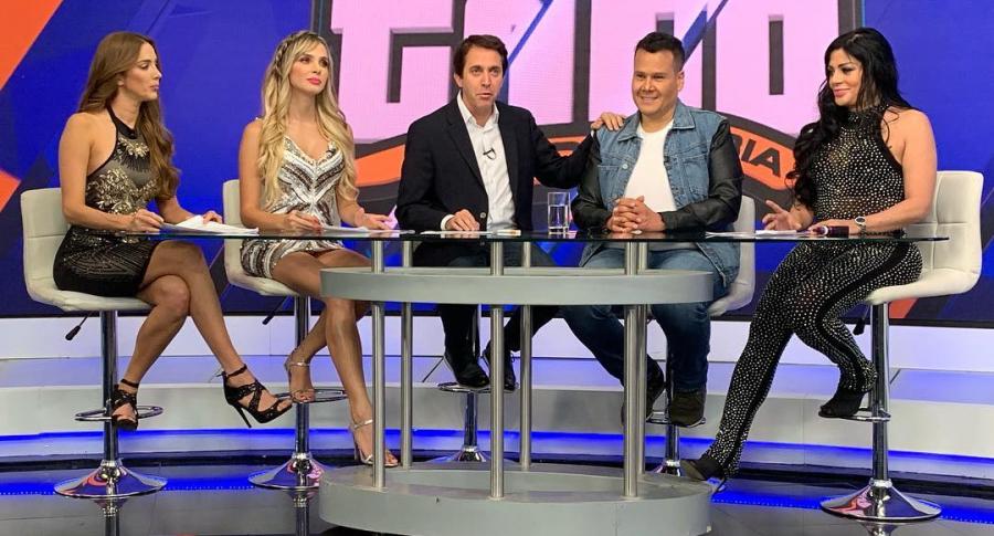 Presentadores de Lo sé todo Colombia