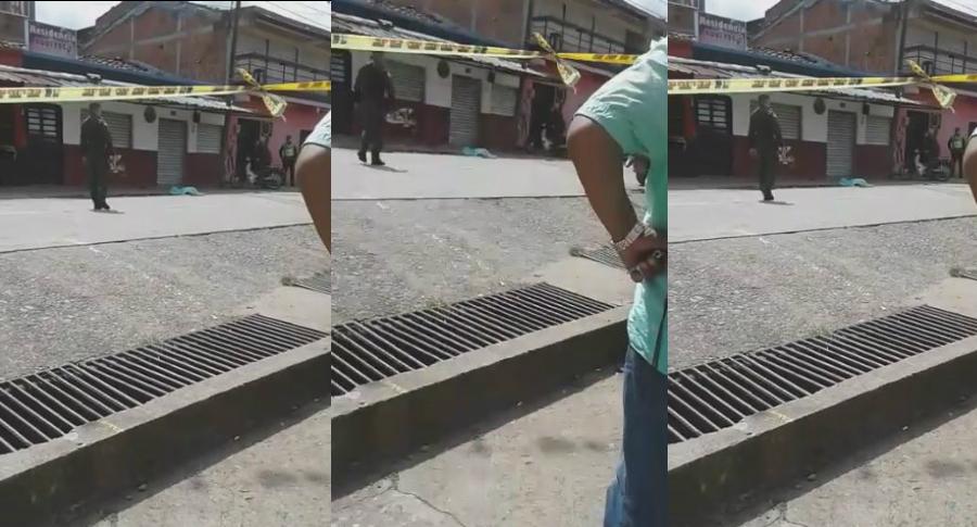 Homicidio en La Unión, Valle del Cauca