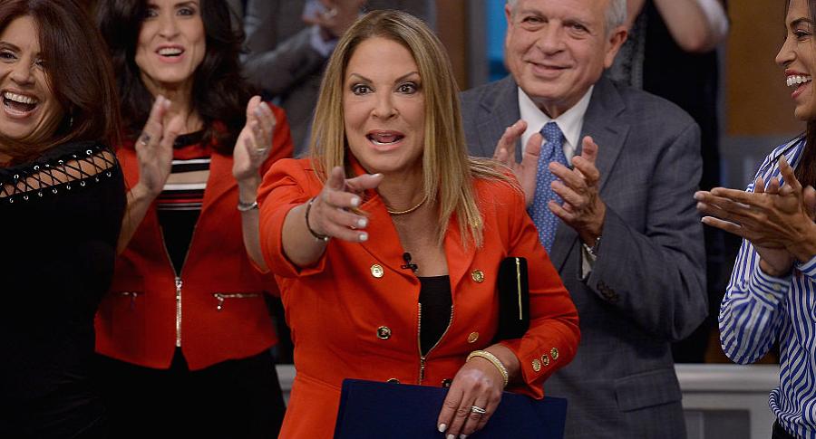 Ana María Polo, abogada del programa 'Caso cerrado'