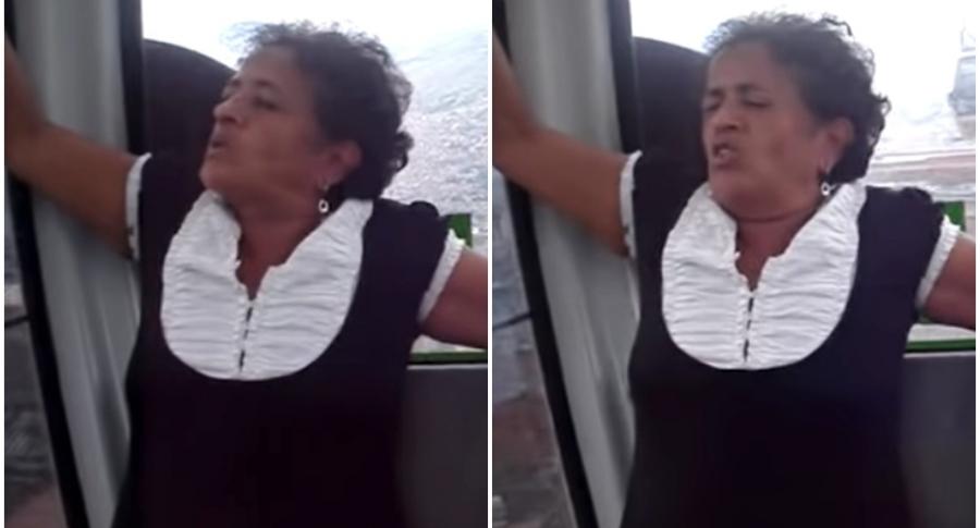 'Doña Gloria'.