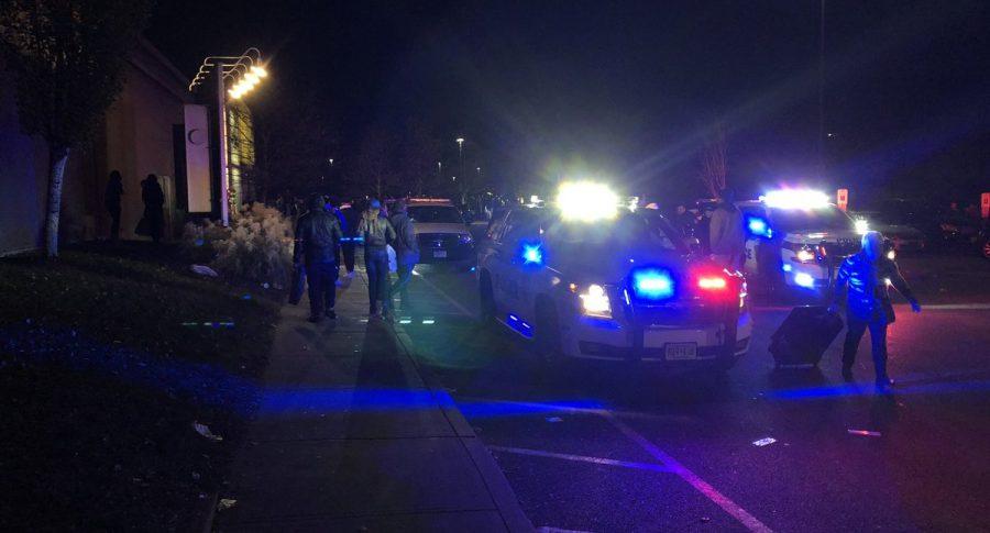Patrullero policial en Nueva Jersey