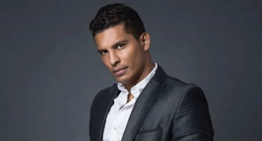 Nairo Gómez, actor colombiano.