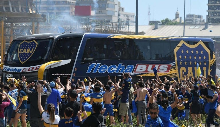 Bus de Boca Junior