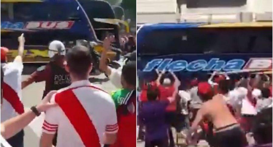 Agresión Bus