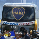 Bus de Boca Juniors